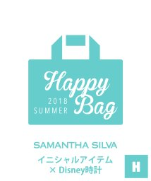SAMANTHA SILVA/2018 SUMMER HAPPY BAG /501231582