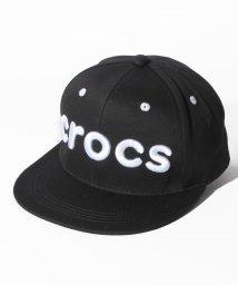 crocs(KIDS WEAR)/CROCS刺繍ロゴキャップ/501222367