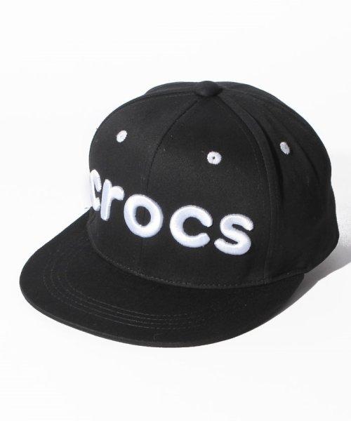 crocs(KIDS WEAR)(クロックス(キッズウェア))/CROCS刺繍ロゴキャップ/148210