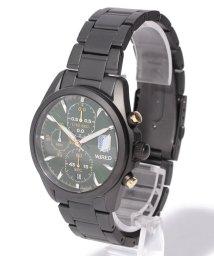 SEIKO/SEIKO メンズ時計 ワイアード 進撃の巨人 リヴァイ 限定モデル AGAT714/501224416