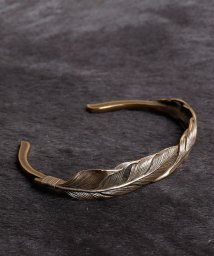 A Lounge/HARIM Double Feather Bangle BRASS/501233960