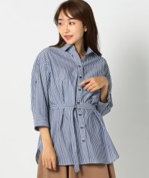 Mew's/CVCシャツチュニック/501088423