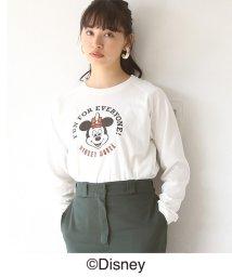 coen/コーエン限定Disney(ディズニー)MICKEY(ミッキー)ラグランロングTシャツ(ロンT)/501194785