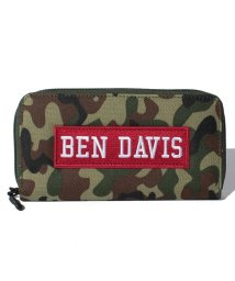 JNSJNM/【BEN DAVIS】ボックスロゴ財布/501223596