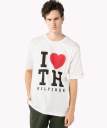 TOMMY HILFIGER MENS/BIG LOVE Tシャツ/501225336