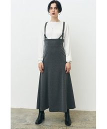 CLANE/UP WAIST JUMPER SKIRT/501238994