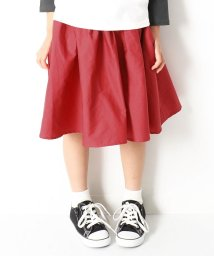 devirock/キッズ 子供服 膝丈ボリュームギャザースカート スカッツ 女の子/501239189