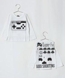SUPERFIVE/長袖Tシャツ/501191621