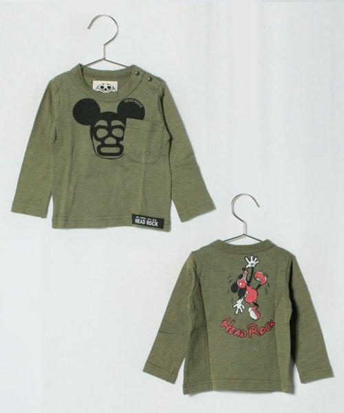 HEAD ROCK(ヘッドロック)/長袖Tシャツ/172008