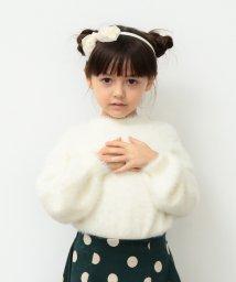 ROPE' PICNIC KIDS/【ROPE' PICNIC KIDS】フェザーヤーンプルオーバー/501237706