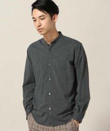 EDIFICE/Carreman バンドカラーシャツ/501240360