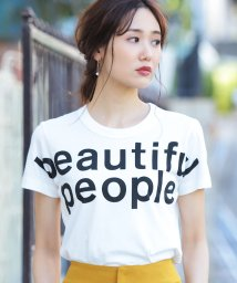beautiful people/cotton jerseylogo print Tshirts/501176611
