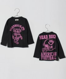 HEAD ROCK/長袖Tシャツ/501191601