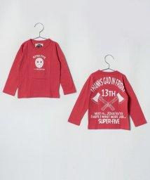 SUPERFIVE/長袖Tシャツ/501191641
