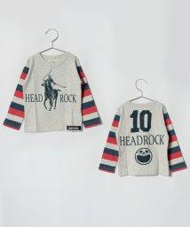 HEAD ROCK/長袖Tシャツ/501191645
