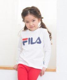 FILA/フィラ長袖ロゴTシャツ/501224243