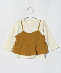 LAGOM/[セット]ビスチェ+長袖カットソー/501224253
