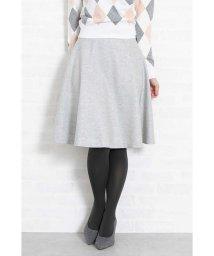 PROPORTION BODY DRESSING/シモーネラメツィードフレアースカート/501239720