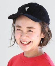 coen/コーエンベア刺繍コーデュロイベースボールキャップ/501243550