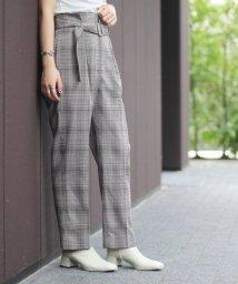 JOINT WORKS/サキゾメハイウエストテーパーパンツ◆/501244201