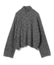 BEAMS OUTLET/Demi-Luxe BEAMS / メランジ ビッグプルオーバー/501246057
