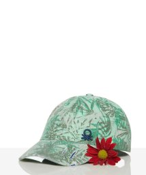 BENETTON (UNITED COLORS OF BENETTON BOYS)/KIDSトロピカルロゴキャップ・帽子(男女兼用)/500961026