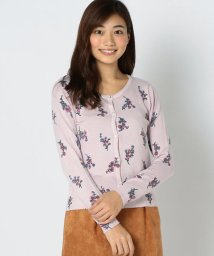 MISCH MASCH/花柄プリントカーディガン/501175963