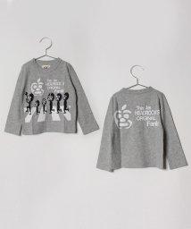 SUPERFIVE/長袖Tシャツ/501191597