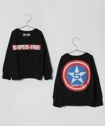 SUPERFIVE/ロゴトレーナー/501191615