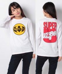 SUPERFIVE/長袖Tシャツ/501191620