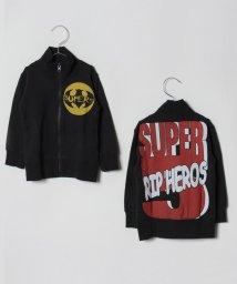 SUPERFIVE/【セットアップ対応商品】ジップアップブルゾン/501191627