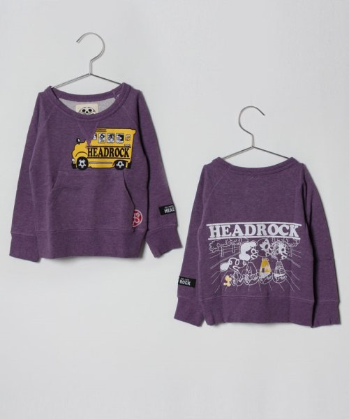 HEAD ROCK(ヘッドロック)/プリントトレーナー/172301