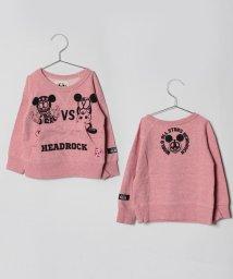 HEAD ROCK/プリントトレーナー/501191637