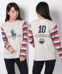 HEAD ROCK/長袖Tシャツ/501191646