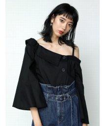 EMODA/コンシャスラインシャツ/501223453