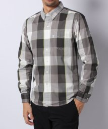 LEVI'S MEN/CLASSIC 1 POCKET NODDY STEEL GRAY PLAID/501228053