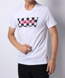 LEVI'S MEN/HOUSEMARK GRAPHIC TEE HM SSNL FILL WHITE/501228061