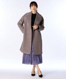 NOLLEY'S sophi/モヘヤシャギーコート/501234561