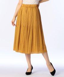 NOLLEY'S/ヴィンテージサテンプリーツスカート/501234575