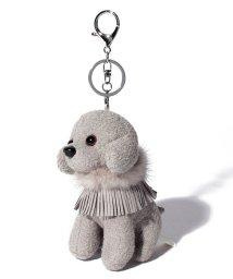 en recre/dog モチーフキーホルダー/501236263
