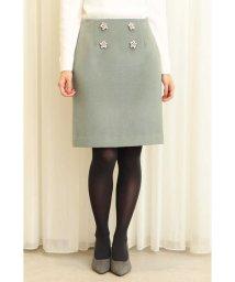 PROPORTION BODY DRESSING/【美人百花 11月/CanCam 12月号掲載】フラワービジュータイトスカート/501239721