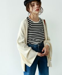 marjour/OVER KNIT CARDIGAN/501245819