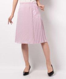ELISA/【セットアップ対応商品】パウダリークロススカート/501246646
