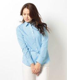 OLD ENGLAND/ギンガムチェックシャツ/501247055