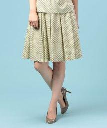 OLD ENGLAND/LES OLIVADESブロードスカート/501247080