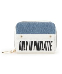 PINK-latte/ハートフープミニ財布/501248370