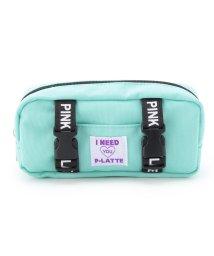 PINK-latte/ベルト・スクエアポーチ/501248371