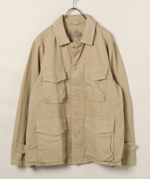 SAVE KHAKI/SKU BULLDOG TWILL SPORTMAN JACKET/501248857