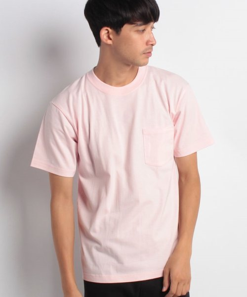 JNSJNM(ジーンズメイト メンズ)/【HANES】BEEFY‐T ポケットTシャツ/214276007