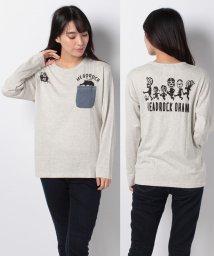 HEAD ROCK/長袖Tシャツ/501191650